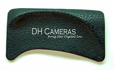 NIKON D300 REAR CF RUBBER GRIP NEW ORIGINAL REPAIR PART