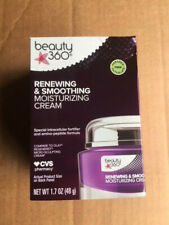 Beauty 360 Renewing & Smoothing Moisturizing Cream Comp To Olay Regenerist 1.7oz