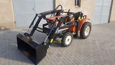 Kleintraktor Kubota B 1400 mit Frontlader Allrad Traktor Schlepper Hoflader