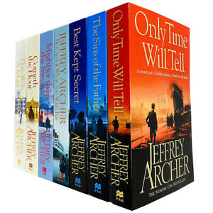 The Clifton Chronicles Complete Series 7 Books Set By Jeffrey Archer