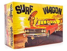AMT 1131 1965 Chevelle surf wagon 1/25