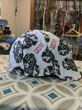 Wendys Welding  Hat Made With Kiss Fabric NEW!!