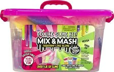 Compound Kings Mix & Mash Squishy Like Slime Deluxe Slime kit