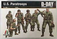 Italeri 309 EE.UU. PARACAIDISTAS D-Day (Normandía 1994-2014) 1/35 Kit de