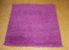IKEA Hampen Teppich Langflor Lila 80x80 cm