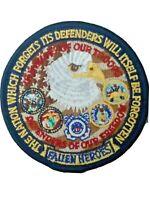 Coast Guard Navy Marines Vietnam Veteran Patch Army Air Force