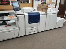 Xerox Color 550 With Pro Finisher Fiery Xerox Squarefold And Extra Toner Set