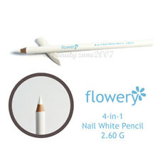 Flowery 🌺 4-in-1 White Pencil Cuticle/Prepper/Whitener/Cleaner