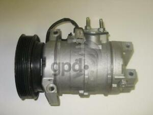 For Chrysler Pacifica  Prowler A/C Compressor Global Parts Distributors 6512154