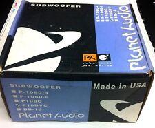 """Planet Audio P10DVC, 25cm (10"""") Dual Subwoofer, 300W RMS"""