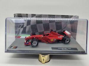Formula 1 F1 The Car Collection FERRARI F399 Mika Salo 1999 Diecast Model GP