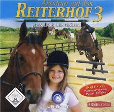 Abenteuer auf dem Reiterhof 3 - Das Erbe der Gräfin PC CD-ROM