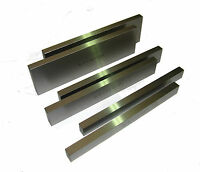 RDGTOOLS PARALLEL STEEL MATCHED PAIRS METRIC MANY SIZES AVAILABLE ENGINEERING