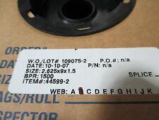 Auto Bag 2.625 x 9 x 1.5 MIL Polybag 1500/roll