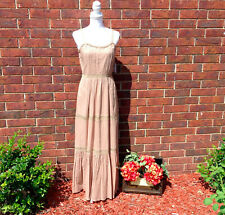 Alberta Ferretti Long Boho Dress Size 4 Casual/Outdoor/Country/Beach Wedding