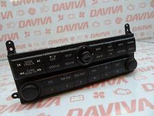 NISSAN NAVARA D40 2004-2010 AUDIO PLAYER SAT NAV CONTROLLER CONTROL SWITCH PANEL