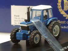 BOS Ford TW-20 Traktor, 1979, hellblau - 87445 - 1:87