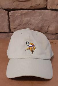 Minnesota Vikings Hat Embroidered Logo NFL Licensed Pepsi Promotional Cap New