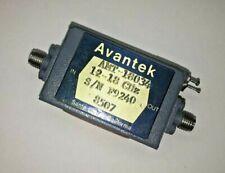Avantek AMT-18034 Microwave  Amplifier 12 - 18 GHz