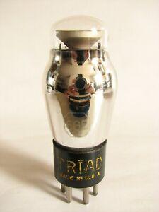 One Triad Coke Bottle Type 6G5 (6U5) Magic Eye Tube - Hickok TV-7 tests GOOD