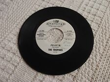 THE TROPHIES (RICKY NELSON) FELICIA/THAT'S ALL I WANT FROM YOU CHALLENGE 9170