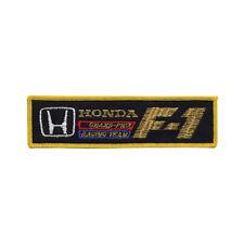 Honda F1 Grand Prix Team Embroidered Patch