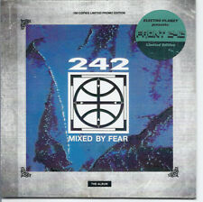 FRONT 242 - MIXED BY FEAR - LIMITED PROMO EDIT. 100 COPIES - ELECTRO PLANET RARE