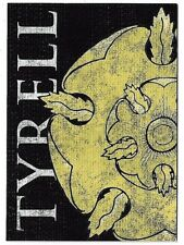 2013 Game of Thrones Season 2 Family Sigil  Insert  S6 House Tyrell