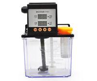 220V Automatic Lubrication Pump CNC Electromagnetic Pump Lathe Oil Pump 1L Y