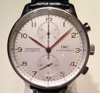 IWC Portuguese, Portugieser Chronograph IW3714, 42 mm
