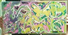 Original Fuzz One Graffiti Art