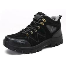 Men's Hiking Shoes Outdoor Trail Trekking Sneakers Breathable Climbing Shoes NEW