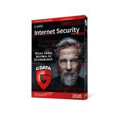 GData Internet Security 2020 1 Device 1 Jahr Box Antiviren-, Sicherheitssoftware