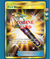 Field Blower Secret Rare Pokemon TCG Online - Digital Card - PTCGO