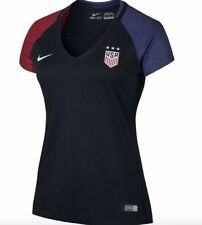 $90 Nike Authentic USA Soccer Away Jersey 2016-17 743671-010 Womens SIZE MEDIUM