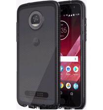 Tech21 Evo Check Series Protective Case Cover for Moto Z2 Play Black T21-4689 OE