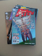 All New Atom 1 - 25 . Lot Complet . * HOT ! * DC 2006 / 08 . VF- minus / VF