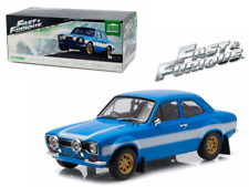 Brian's Ford Escort MK1 RS2000 1974 19022 Fast and Furious 1:18 Scale Model Car