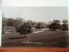 WELL VALE near ALFORD, Lincolnshire - VINTAGE REAL PHOTO RP POSTCARD by Jackson!