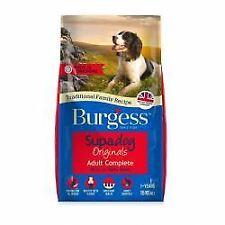Burgess Adult Dog Beef - 15kg - 517227