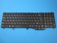 Tastatur UK Dell Precision M4600 M4700 M6600 M6700 Latitude E5520 E6520 07C546
