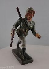 original  LINEOL  Soldat  Pionier im Laufschritt