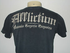 Affliction Antonio Rogerio Nogueria Signature Series UFC MMA T-Shirt Men Medium