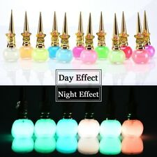 14ML Glow In The Dark Neon Paint Color Fluorescent Nail Polish Varnish Luminous