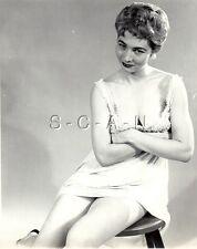 Original Vintage 40s-60s Semi Nude (8 x 10) RP- Detroit- Well Endowed- Lingerie