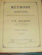 Méthode élémentaire d'orgue, d'harmonie et de plain-chant J.-B. BISCHOFF
