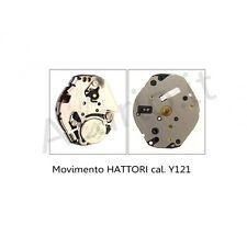 Movimento al quarzo HATTORI Y121 movement quartz Shiojiri TMI watch Japan Made