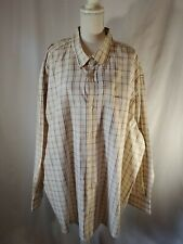 Covington Easy Care Mens Long Sleeve Button Up 4XL