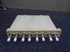 Agilent 7439910 Pps 8 Port Vacuum Degasser Chamber