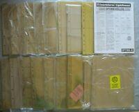 Karton 27kg Albenblätter Hüllen Philswiss Leuchtturm B-Ware
